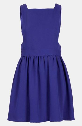 Pinafore Dress 4