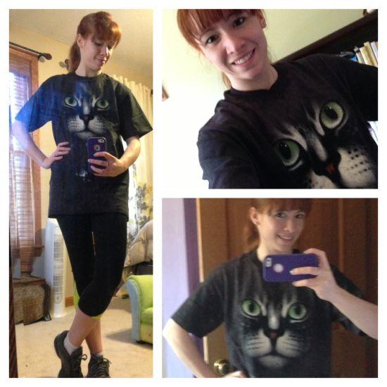 The Mountain Cat Shirt