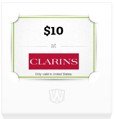 Clarins Gift Card