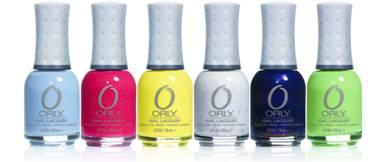 coachella orly nail polish