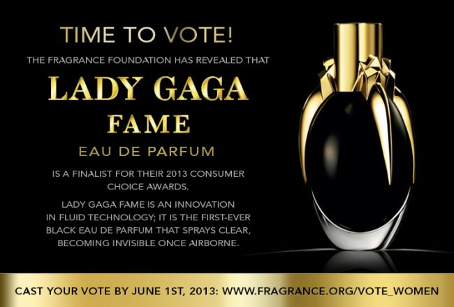 Enter To Win Lady Gaga Fame Eau De Parfum