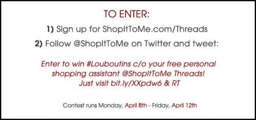 Shop It To Me Threads