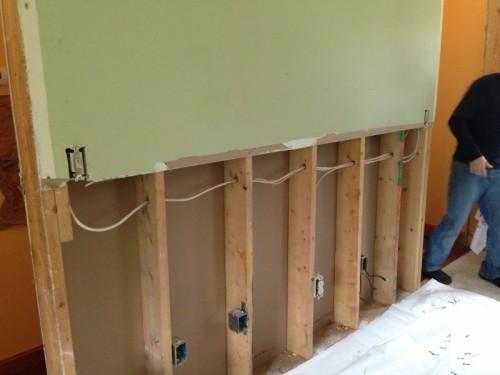 sheetrock / drywall