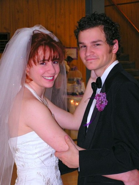 May 21, 2005 - Our Wedding