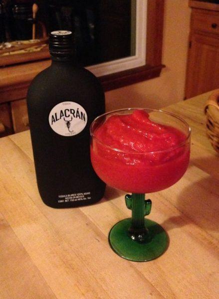 Alacran Tequila Margarita