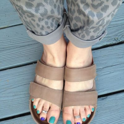 Comfortable Sandals for Women with Problem Feet