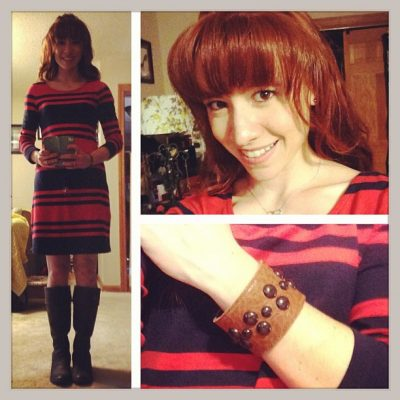 Today's Outfit: Margaret Vera Shop on Etsy