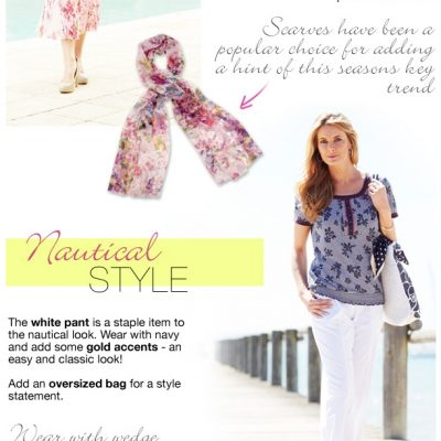 This Season's Hottest Styles & Trends