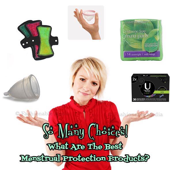 best menstrual protection products
