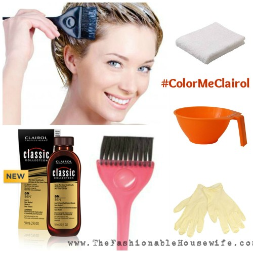 #ColorMeClairol