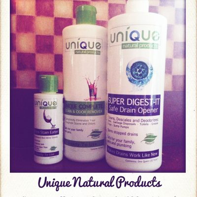 Unique Natural Products For The Home