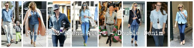 Master The Fall Trends – Double Denim