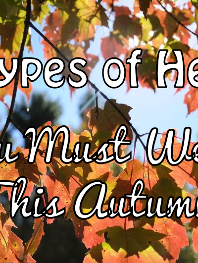 5 Types of Heels You Must Wear This Autumn