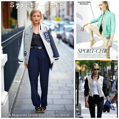 Master The Fall Trends – Sporty Chic
