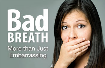 Bad Breath – The Casue & The Cure!