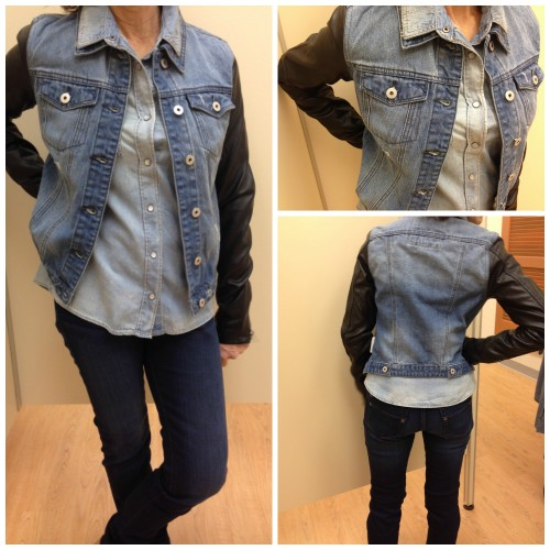 outfit 2 double denim