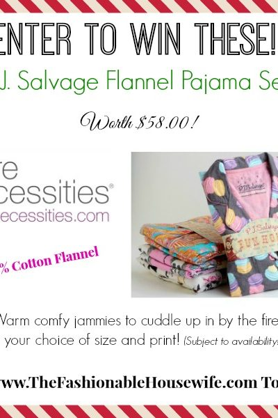P.J. salvage flannel
