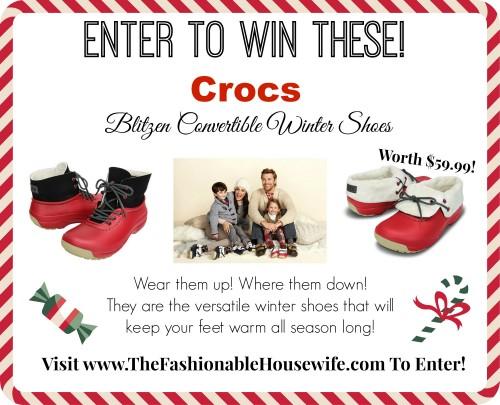 crocs giveaway