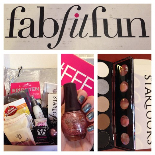Fity Fab Fit: Monthly Subscription VIP Box