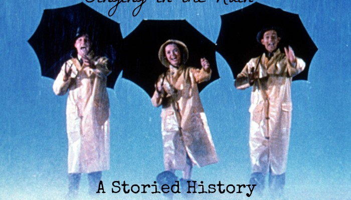 Singing in the Rain: A Storied History of the Timeless Trench Coat