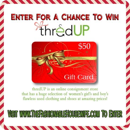 thredup giveaway
