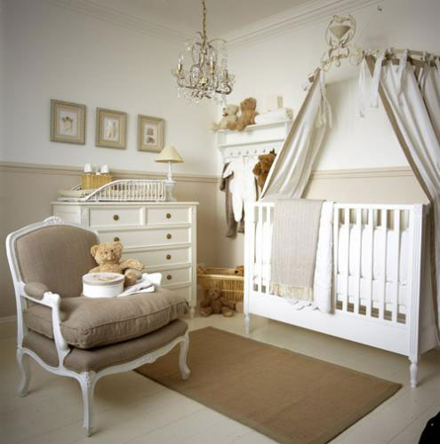 What You Need to Buy to Childproof Your Nursery