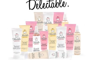 "New Natural Brand ""be Delectable"" from Cake Beauty"