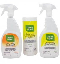 Cold season is here stock up on this the fashionable housewife for Cleanwell botanical disinfectant bathroom cleaner