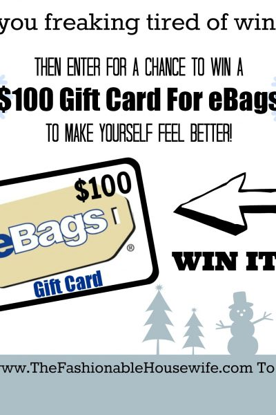 eBags Giveaway