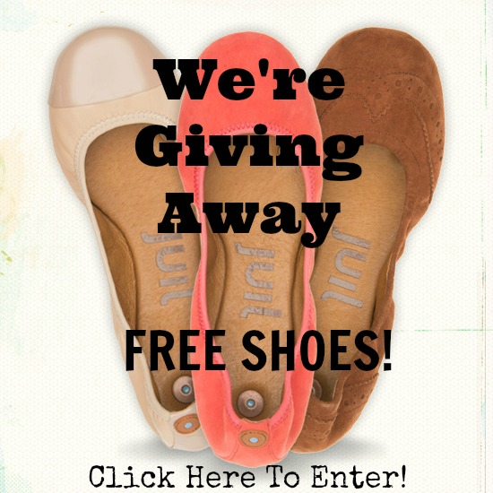 JUIL Shoes Giveaway