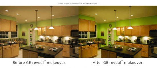 GE-Reveal-Kitchen-Lighting-Before-After-895x390