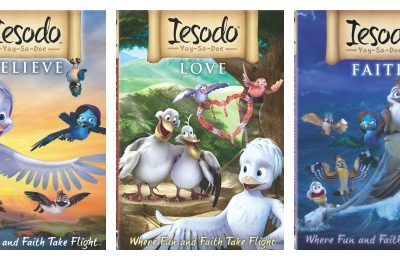 "Parent Approved ""Iesodo"" New Christian DVD Series"