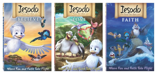 iesodo dvd covers