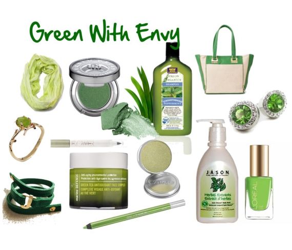 Get Green With Envy Over These Yummy Treats!