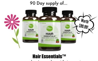 hair essentials giveaway