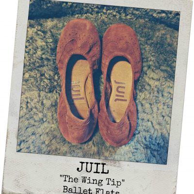 We're Giving Away A Pair of JUIL Earthing Shoes!
