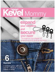 kevel zipper ties