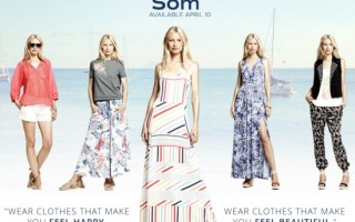 Peter Som Collection for Kohl's On Sale NOW!