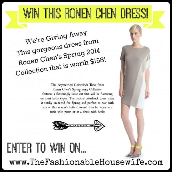 ronen chen giveaway