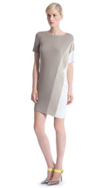 ON TREND: Ronen Chen Asymetric Tunic Dress