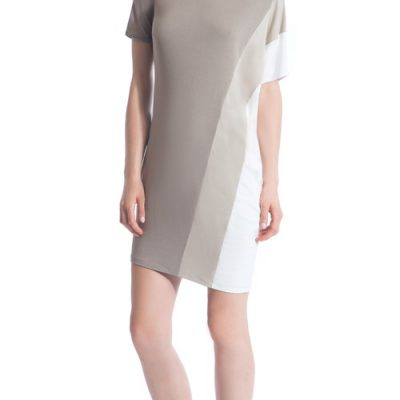 ON TREND: Ronen Chen Asymetric Tunic Dress