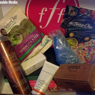Loving The FabFitFun Spring VIP Beauty Box