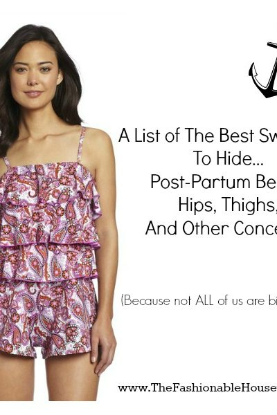 best swimsuits for post partum