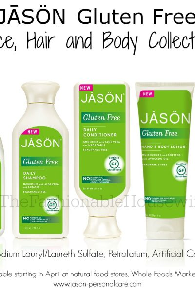 jason gluten free collection