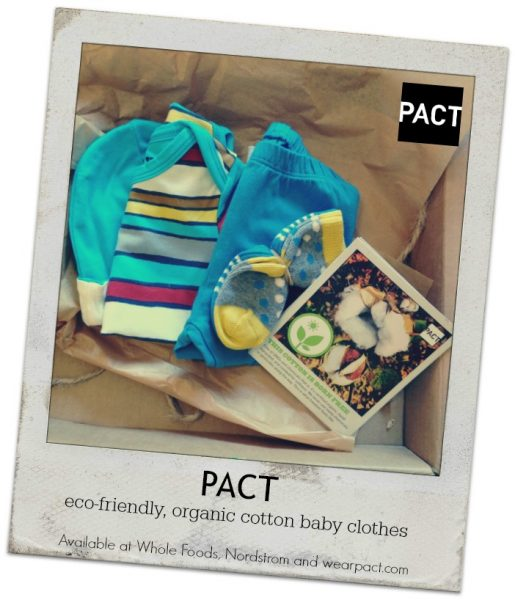 PACT Eco-Friendly, Organic Cotton Line of Clothing Basics