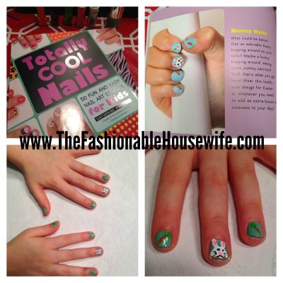Totally Cool Nails – For Kids