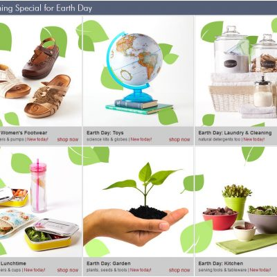 Fabulous Earth Day Sales on Zulily Today!