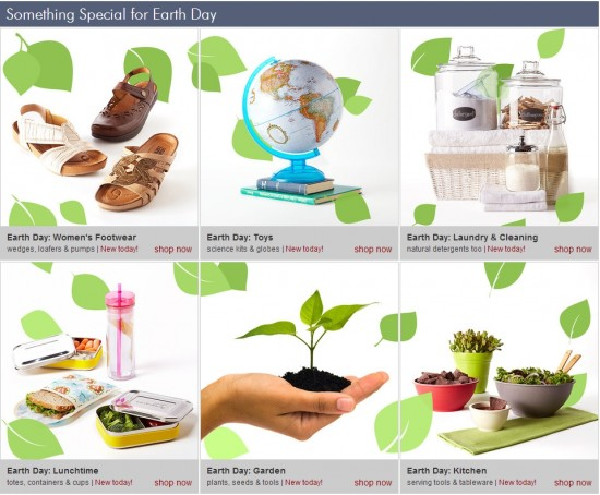 zulily earth day