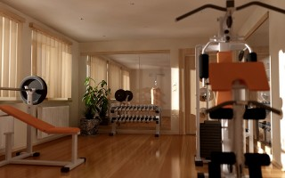 Blog Photo - Home Gym