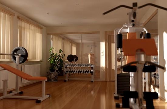 Blog Photo - Home Gym